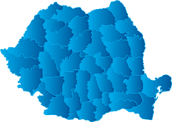 Harta Romania