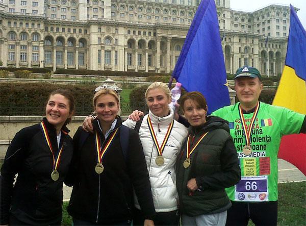 Echipa maraton